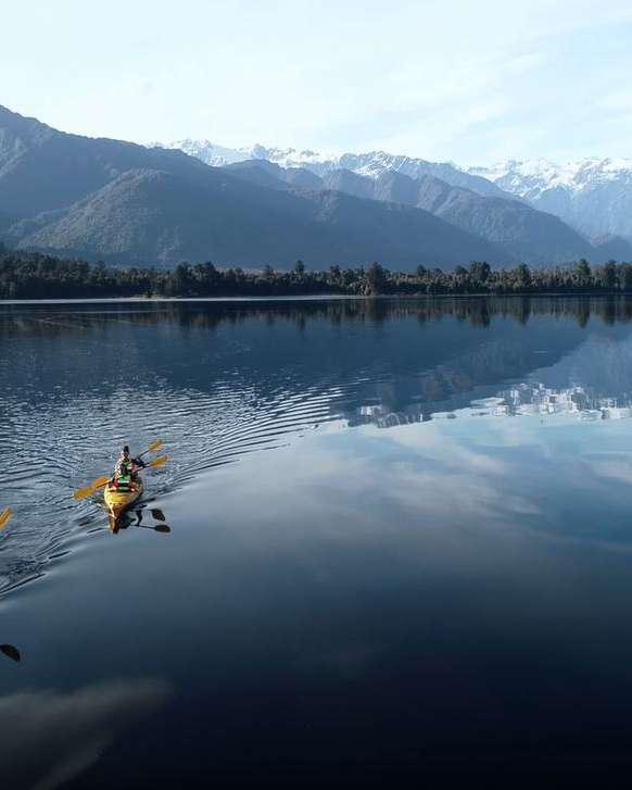 Kayak Tour Franz Josef