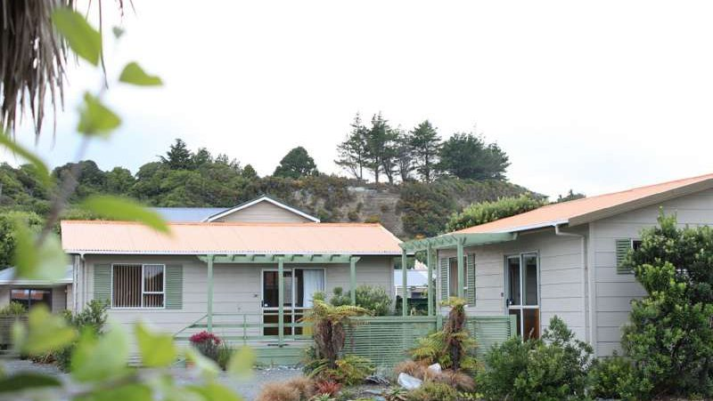 Cottage accommodation 252 Beachside Hokitika