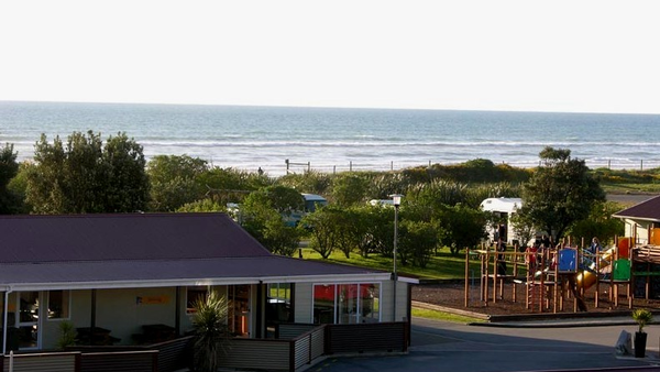 Greymouth Seaside Top 10 Holiday Park