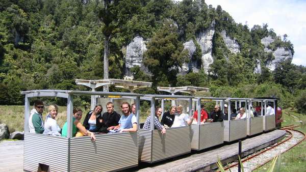 The Nile River Rainforest Train