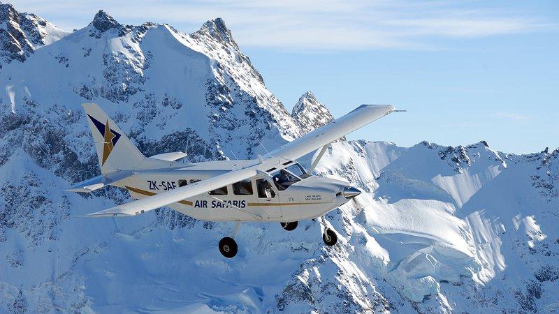 Air Safaris Franz Josef Glacier