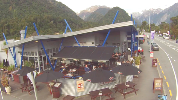 The Landing Restaurant & Bar - Franz Josef