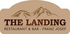 the landing restaurant logo