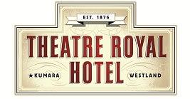 theatre royal hotel logo