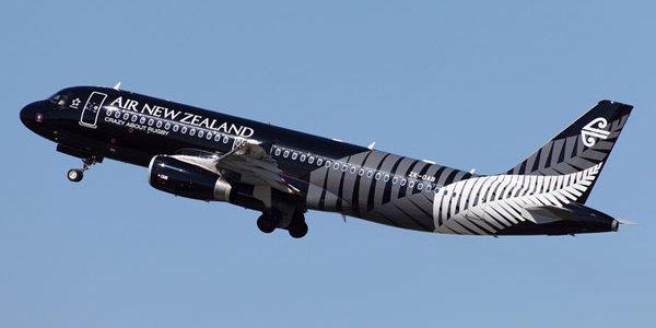 Air Nz Plane