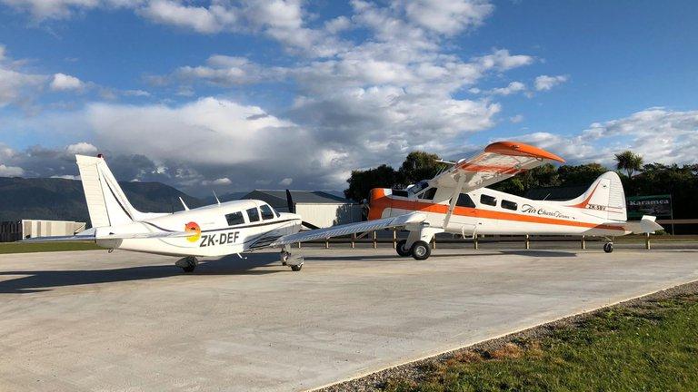 Air Charter Karamea