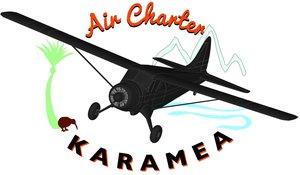 Air Charter Karamea logo