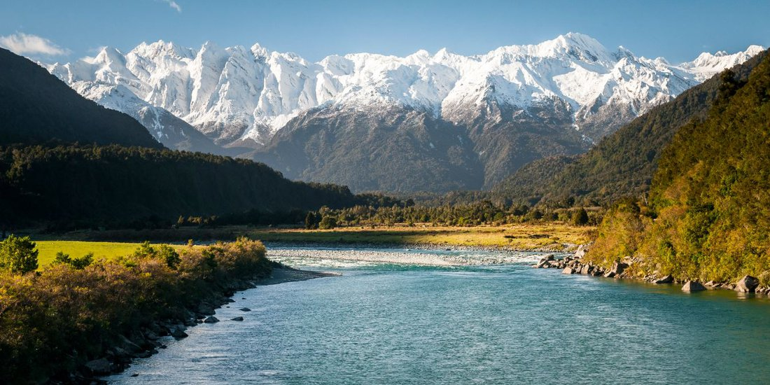 Southern Alps Whataroa