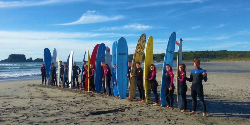 Bazils Surfer