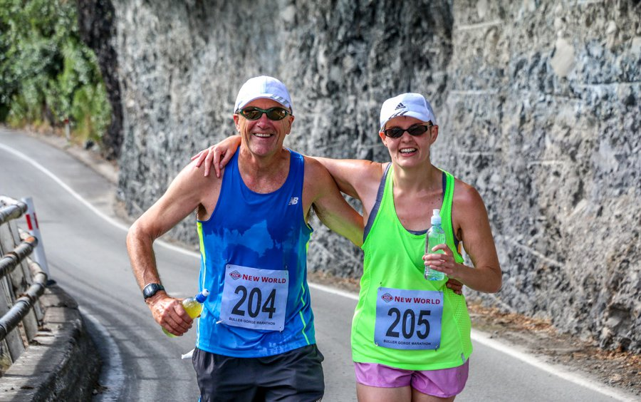 Buller Marathon, West Coast, NZ