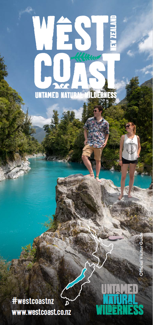 2019-2020 Visitor guide Front Cover