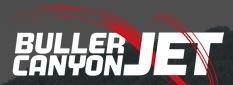 Buller Canyon Jet Logo