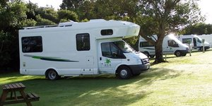 Carters Campervan Site