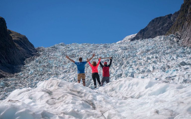 Fox Glacier, West Coast, New Zealand - 2087