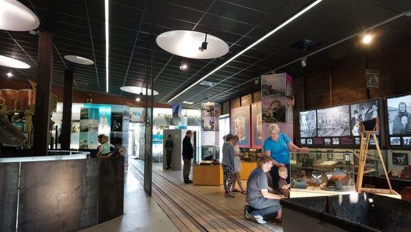 coal town museum