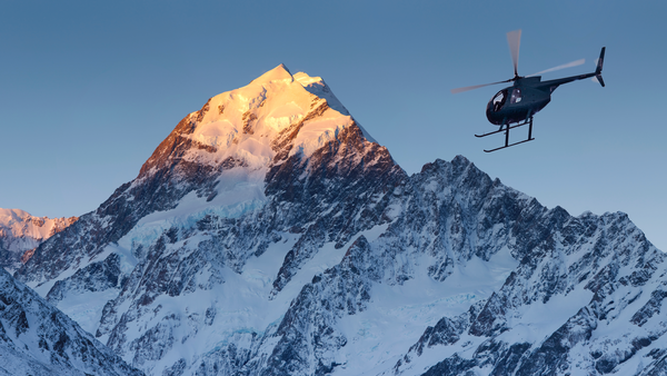 Glacier Country Helicopters Ltd.
