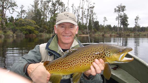 Moana Trout Fishing Safari