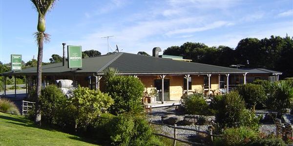 Punakaiki Tavern Accommodation and Bistro