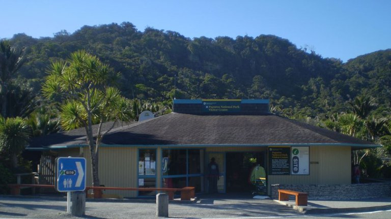 Paparoa National Park Department of Conservation Visitor Centre