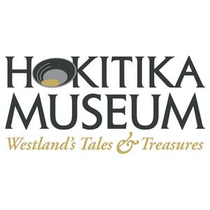 hokitika museum logo