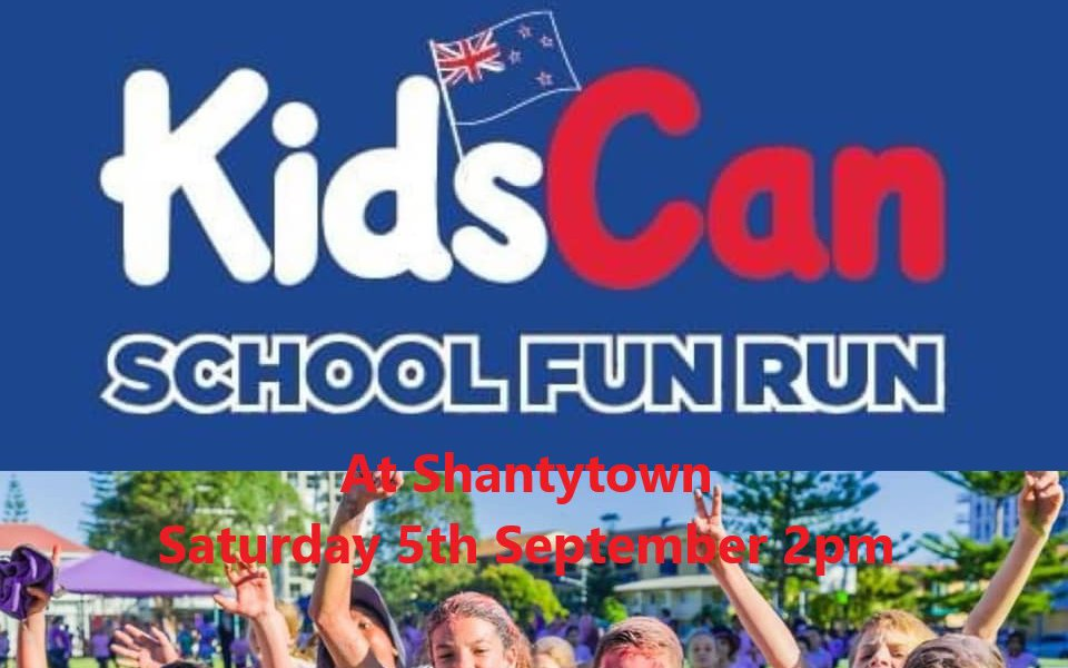Kids Can Colour run 2020