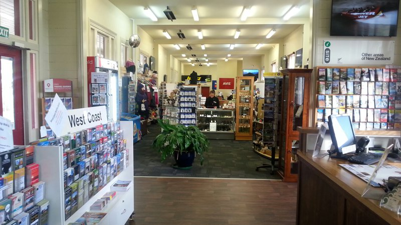 Greymouth i-Site 2018