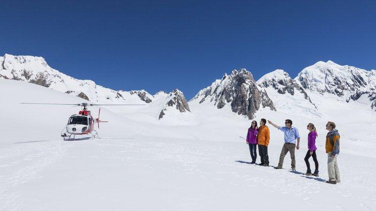 Glacier Helicopters Franz Josef Glacier