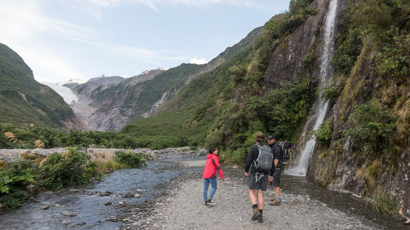 Glacier Valley Eco Tours Walk
