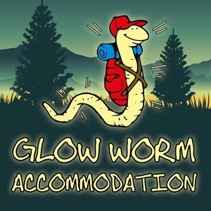 Glow Worm Accommodation Logo
