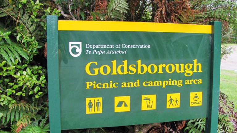 Goldsborough Campsite
