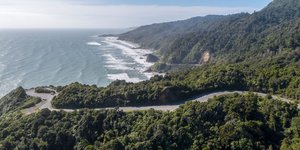 Great Coast Road New Zealand