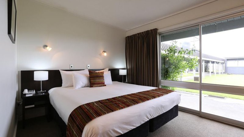 Heartland World Heritage Hotel Haast room interior