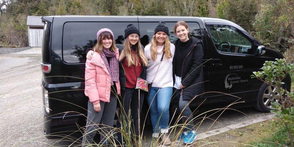 Hokitika Scenic Tours