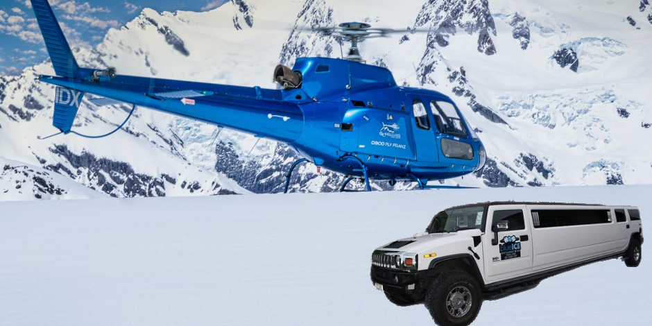 Hummer Glacier Country Helicopters