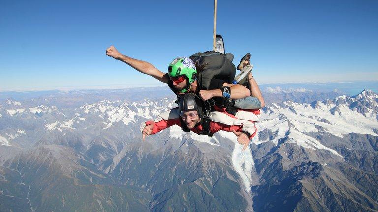 Skydive Franz 2019
