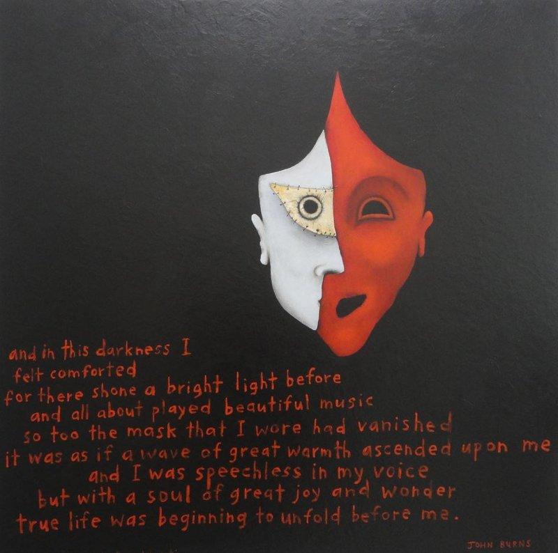 The Mask of Wonderment