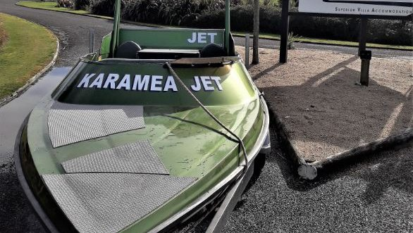Karamea River Motels and  Jetboat Tour
