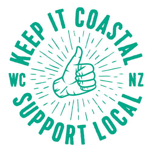 Keep It Coastal badge
