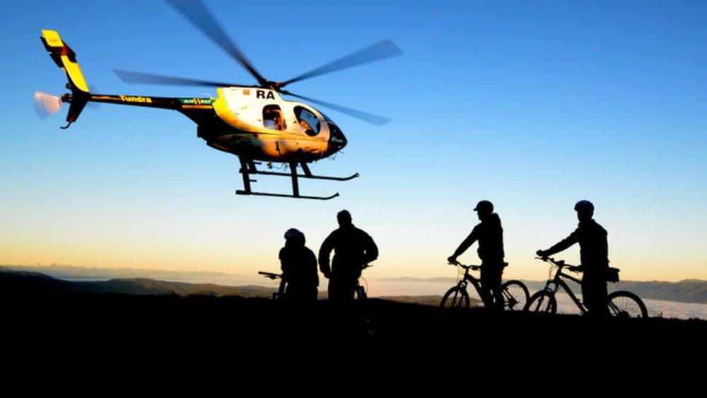 Biking. Credit to Craig Madsen