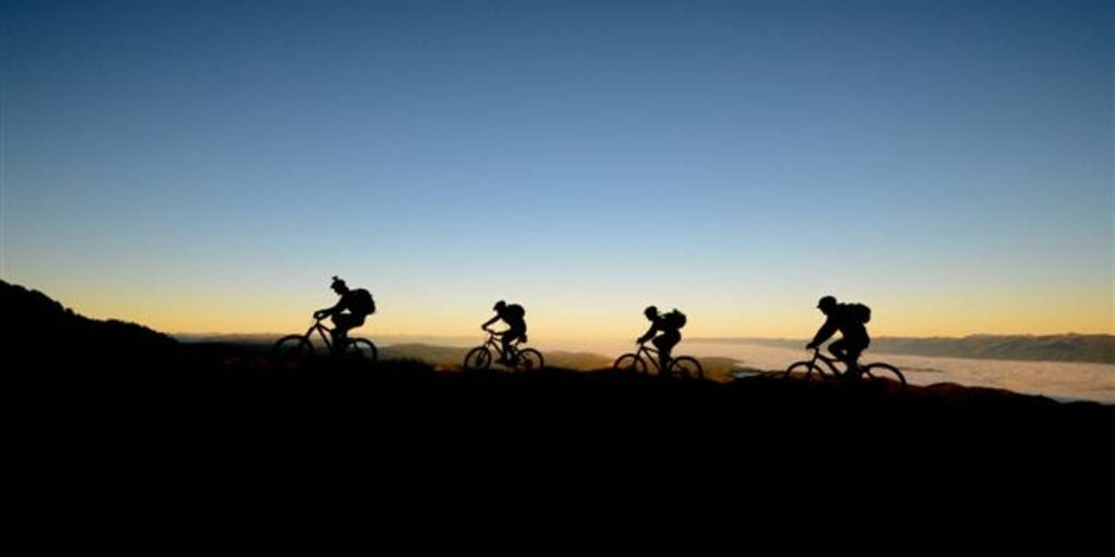 Mountain Bike Craig Madsen