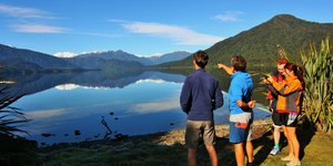 Lake Kaniere Cycle Trail