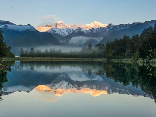 Lake Matheson - Fox Glacier.jpg