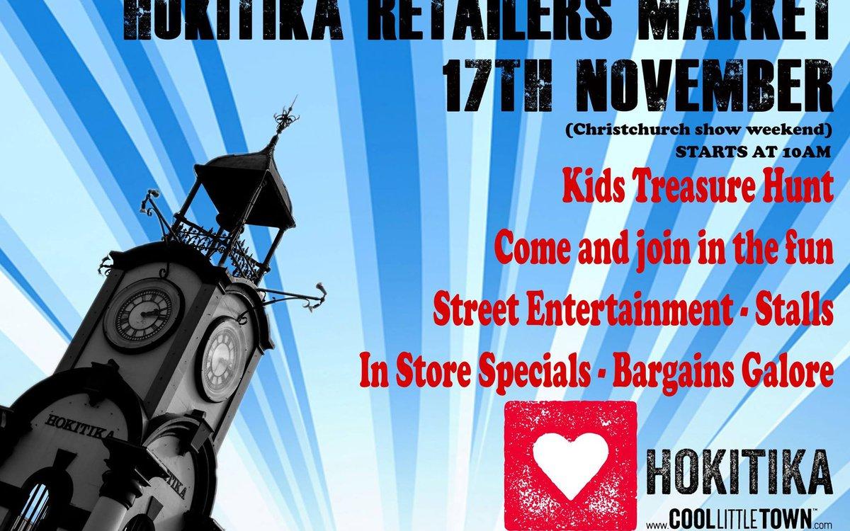 Love Hokitika Market