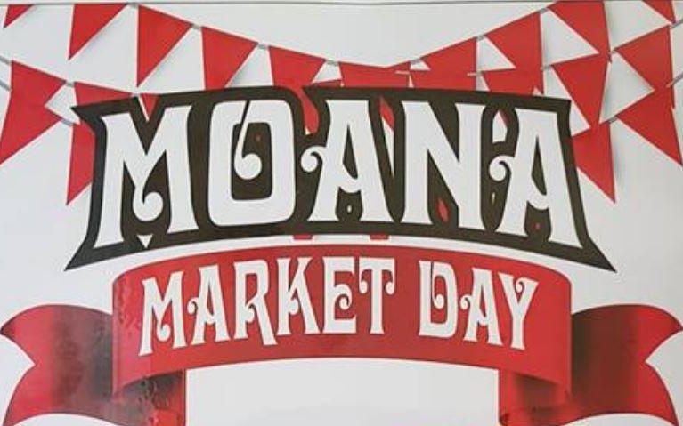 Moana Market Day