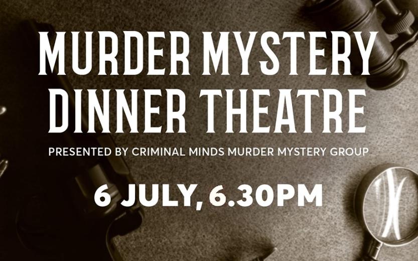 Theatre Royal Hotel Murder Mystry