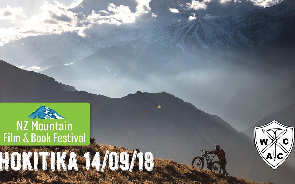 NZ Mountain Film Festival 2018