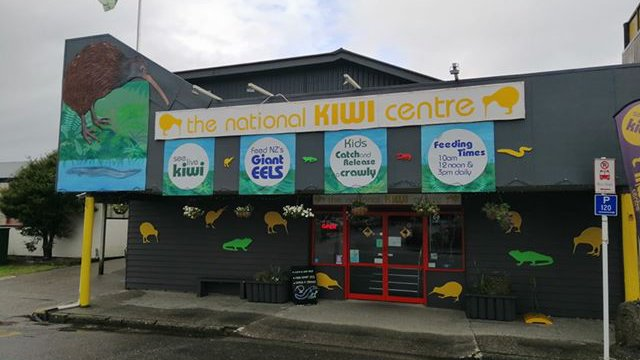 National Kiwi Centre 2019