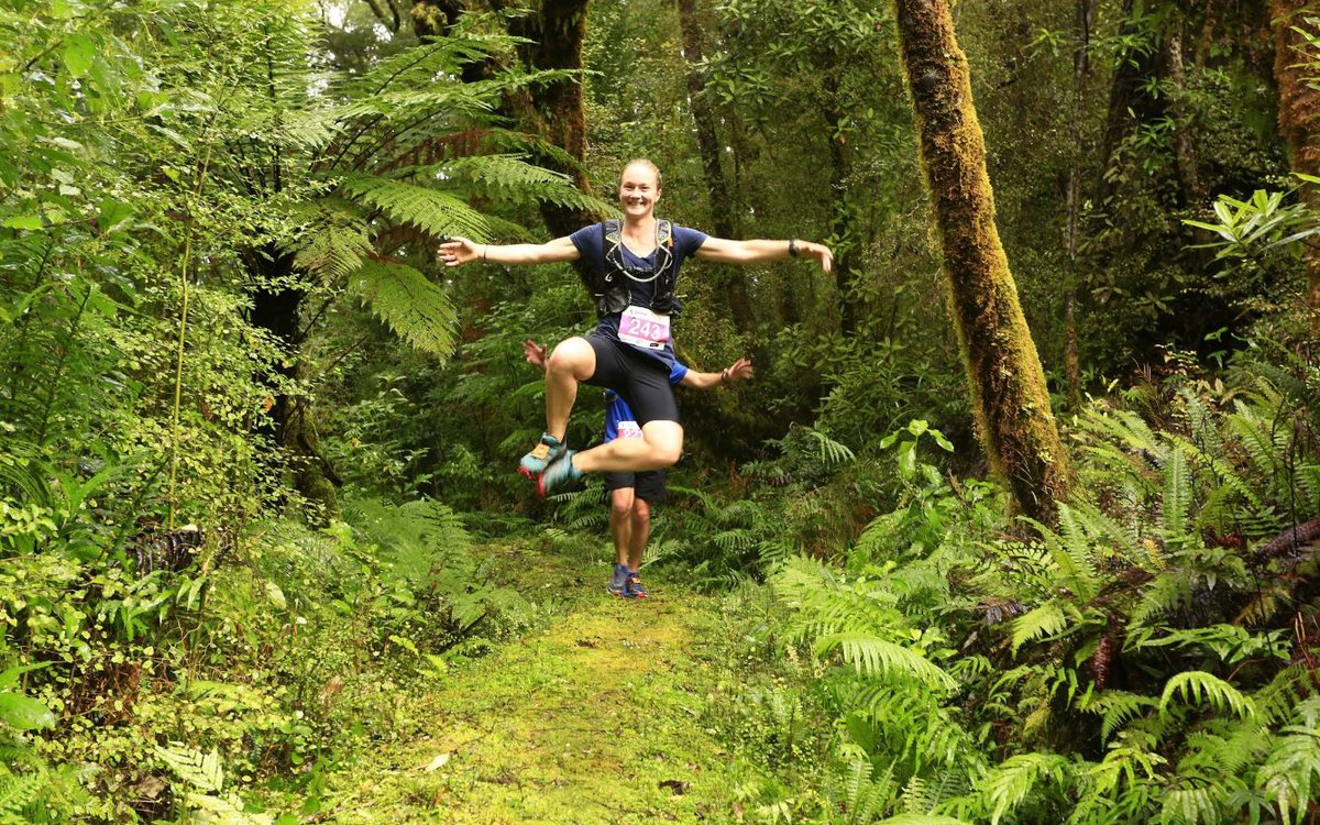 Pulse Energy Oparara Wilderness Trail Run