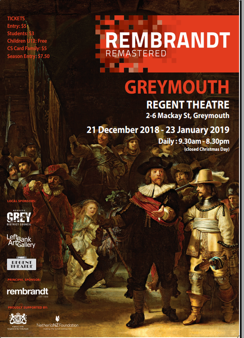 Rembrandt Remastered 2018