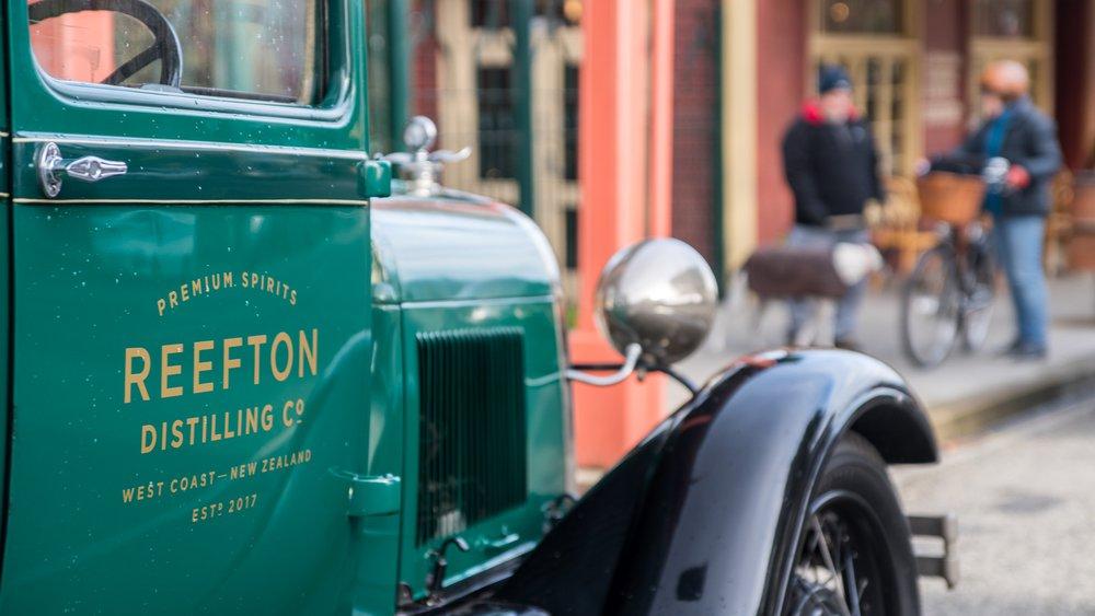 Reefton Distillery Co.